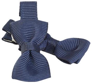 JoJo Maman Bebe Pair Of Bow Clips-Blue
