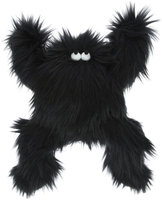 West Paw Design Boogey Dog Toy - Black
