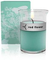 Red Flower Ocean Little Flower Candle