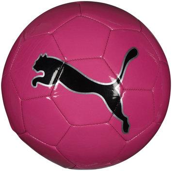 Puma Fluo Cat Soccer Ball, Pink - Size 4