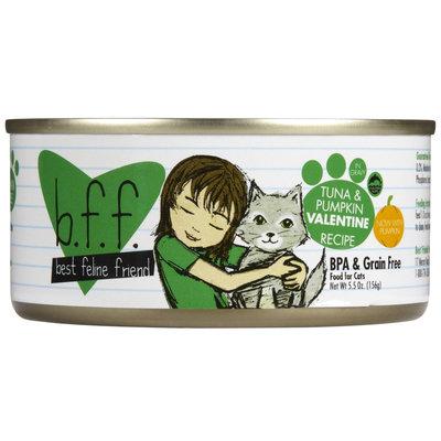 Weruva Best Feline Friend Tuna & Pumpkin Valentine