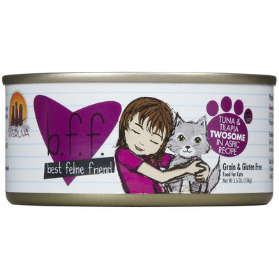 Weruva Best Feline Friend - Tuna & Tilapia Twosome
