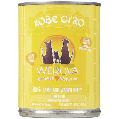 Weruva Kobe Gyro Canned Dog Food 13.2 oz cans / case of 12