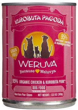 Weruva International 784215 Weruva Kurob Pagod Dog 12-13.2Z Pack of 12