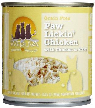 Weruva Paw Lickin Chicken - 12x10 oz