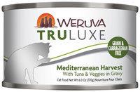 Weruva Truluxe Mediterranean Harvest 6 oz Single Cat Food