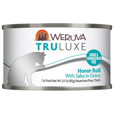 Weruva Truluxe Honor Roll 3 oz Case 24 Canned Cat Food