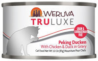 Weruva Truluxe Peking Ducken 3 oz Single Canned Cat
