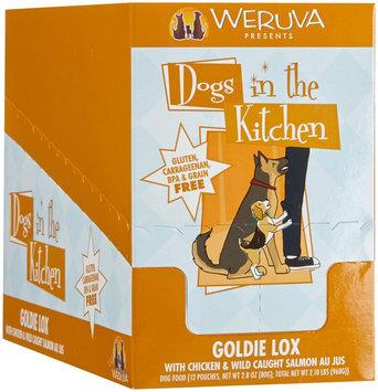 Weruva Dogs In The Kitchen Goldie Lox - Chicken & Wild Caught Salmon Au Jus - 2.8 oz