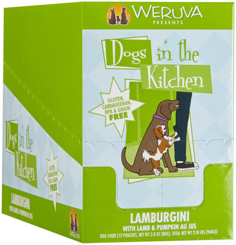 Weruva Dogs In The Kitchen Lamburgini - Lamb & Pumpkin Au Jus - 2.8 oz