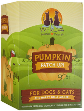 Weruva International WU00070 Pumpkin Patch Up Supplement - 12-1.05 Oz.