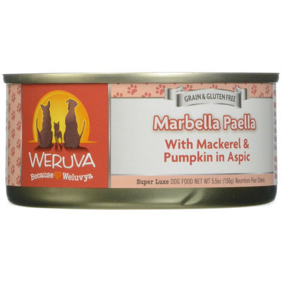 Weruva International WU00441 Dog Marbella Paella 24 - 5.5 Oz.