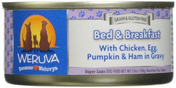 Weruva International WU00442 Dog Bed And Breakfast 24 - 5.5 Oz.