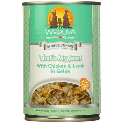Weruva International WU00454 Hot Dayam Luscious Lamb In Gelee Dog 24 - 5.5 Oz.