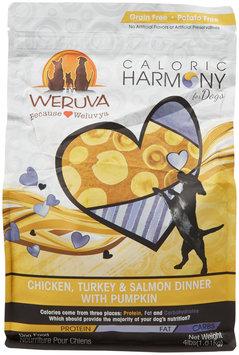Weruva Caloric Melody Chicken, Turkey and Salmon Dinner with Pumpkin - 4 lb