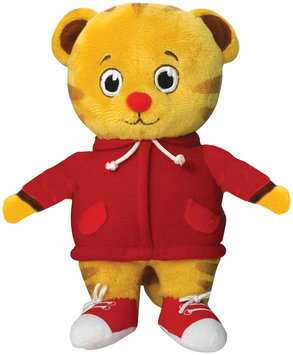 Tolly Tots Daniel Tiger Mini Plush - Daniel Tiger