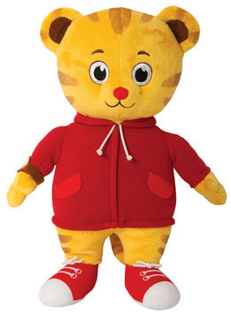 Daniel Tigers Neighborhood Talking Neighborhood Friends Daniel Tiger 12 Plush Toy