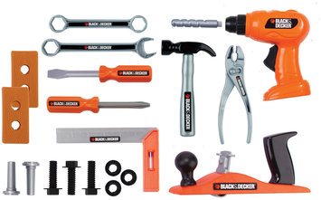 Black & Decker Junior Fun Tool Set