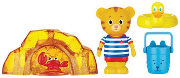 Daniel Tigers Neighborhood Daniel Tiger's Neighborhood Daniel's Day at the Beach Mini Playset