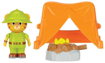 Daniel Tigers Neighborhood Daniel Tiger's Neighborhood Wilderness Ranger Daniel Mini Playset