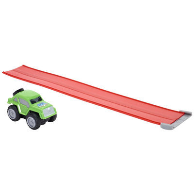 Jakks Hk Ltd. Max Tow Truck Mini Haulers - Crawler Body Style - Green