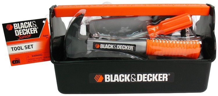 Black & Decker Junior My First Tool Box