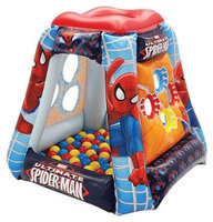 Spiderman The Ultimate Spider-Man Spider Power Playland