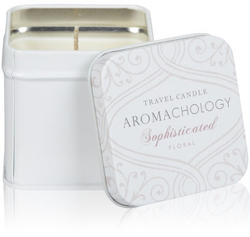Aromachology Sophisticated & Sensual Floral Travel Candle