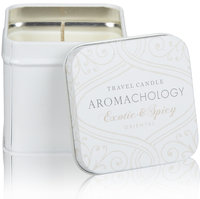 Aromachology Exotic & Spicy Oriental Travel Candle