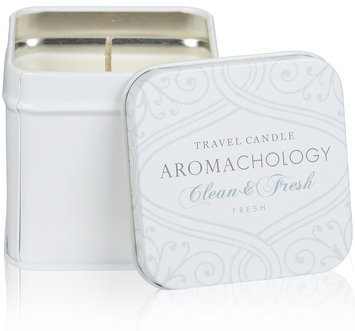 Aromachology Clean & Fresh Fresh Travel Candle