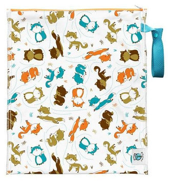 Planet Wise Wet Bag Lite - Fox Trot