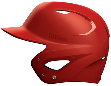 Demarini Wilson Sports WTA5407SC SuperFit Batting Helmet - Scarlet