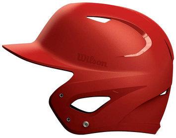 Demarini Wilson Sports WTA5407SC SuperFit Batting Helmet - Scarlet