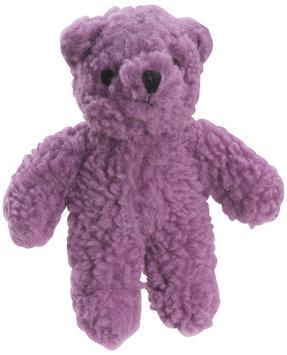 Petedge ZW849 79 Zanies Berber Bear 8.5 In Purple
