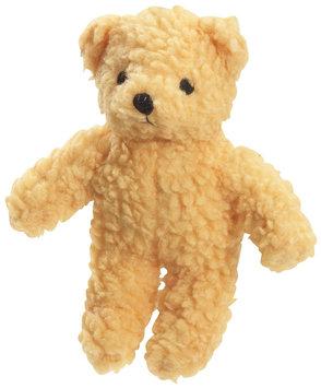 Petedge ZW849 99 Zanies Berber Bear 8.5 In Yellow