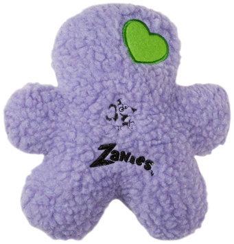 Petedge ZW904 79 Zanies Embroidered Berber Boy 8.5 In Purple