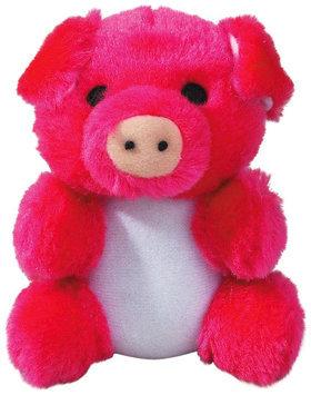 Petedge ZW345 12 Zanies Kutie Pies 4.75 In Poink the Pig