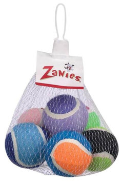 Pet Pals ZA195 06 Zanies Tennis Minis 6-Pk