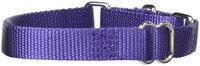 Petedge ZA1524 18 94 GG Nylon Martingale Cllr 18-26 In Ultra Violet