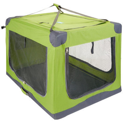 Petedge ZA313 42 Guardian Gear Pioneer Soft Crate Xlg Green