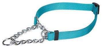 Petedge Guardian Gear Martingale Dog Collar LG Blu