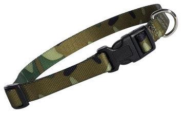Petedge ZA674 10 43 Guardian Gear Camo Collar 10-16 In Green