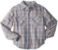 Splendid Splendid Flannel Plaid Shirt - Toddler