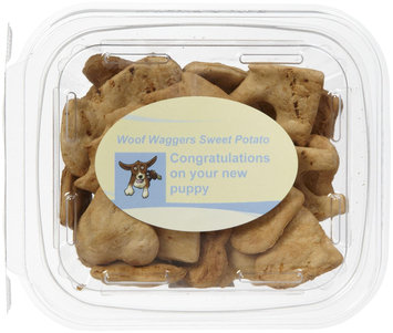 Woof Waggers Sweet Potato Puppy Treats - 3oz