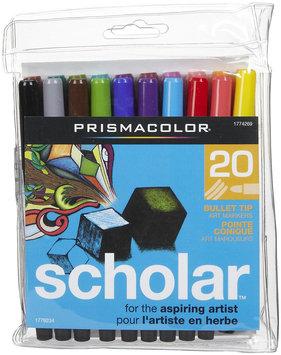 Prismacolor Scholar Bullet Tip Water Based Art Markers