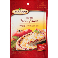 Mrs. Wages® Pizza Sauce