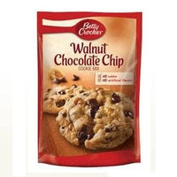 Betty Crocker™ Walnut Chocolate Chip Cookie Mix