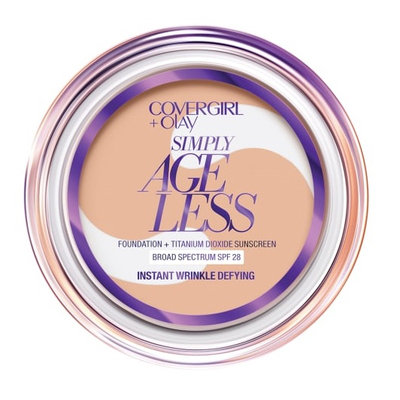 COVERGIRL Olay Simply Ageless Instant Wrinkle Defying Foundation