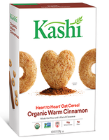 Kashi® Heart To Heart Warm Cinnamon Oat Cereal