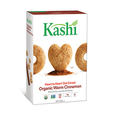 Kashi® Heart To Heart Warm Cinnamon Oat Cereal